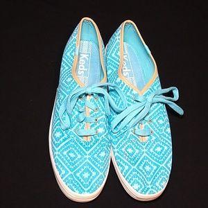 Keds Geometric Print Sneaker